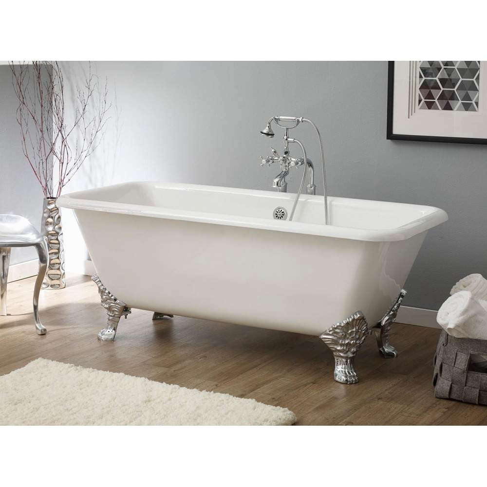 Cheviot Products SPENCER Cast Iron Bathtub
