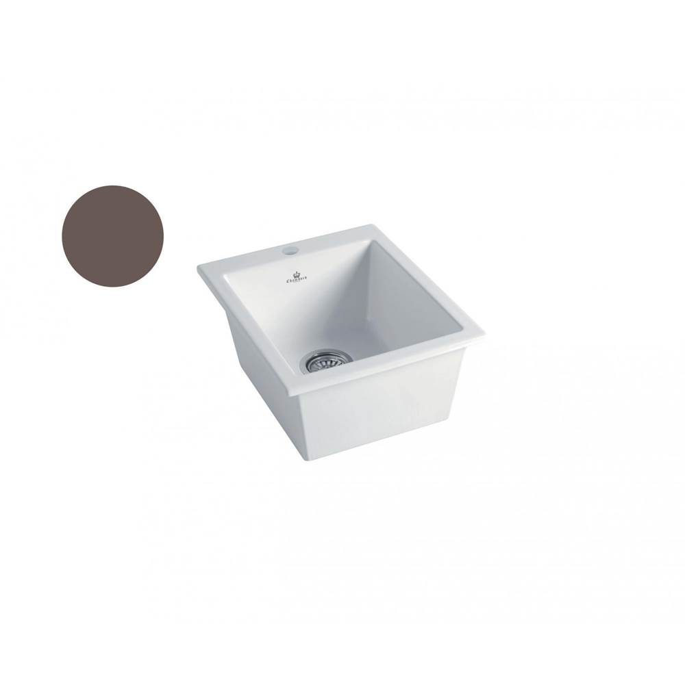 Chambord Single Bowl Fireclay Sink