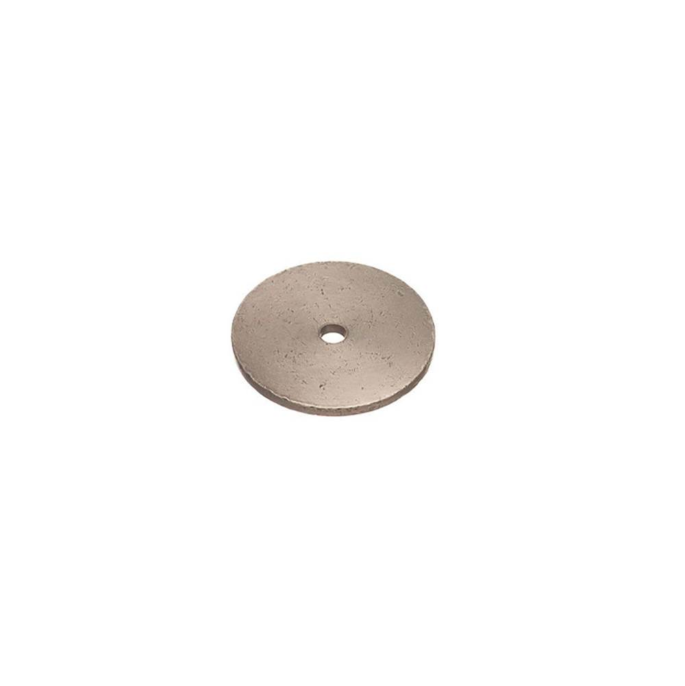 Colonial Bronze 1 1/2'' diameter Backplate - Polished Bronze
