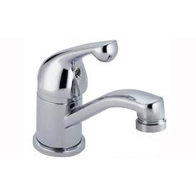 Delta Commercial Commercial HDF: Single Handle Basin Faucet