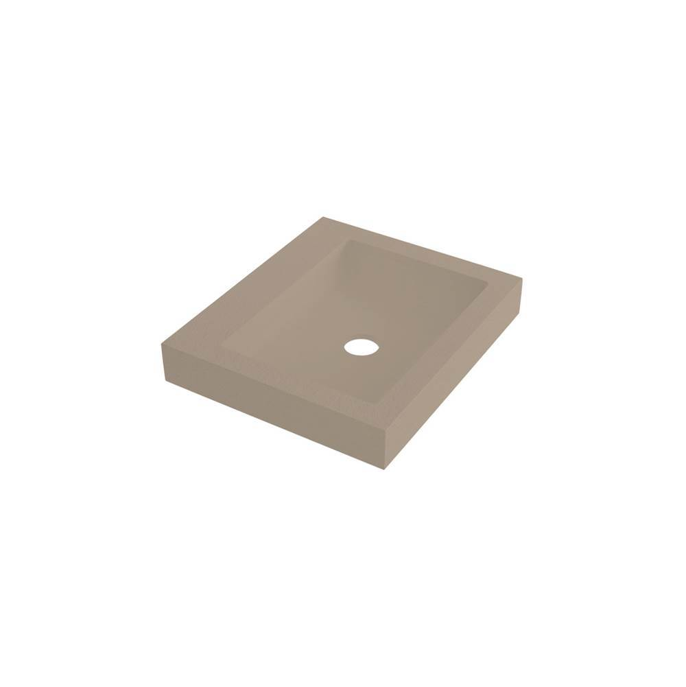 Fiora US Lav Sink 20X17 1-Hole