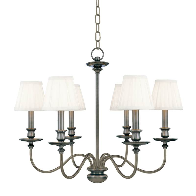 Hudson Valley Lighting 6 Light Chandelier