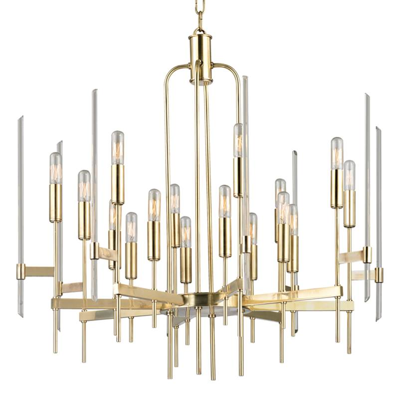 Hudson Valley Lighting 16 Light Chandelier