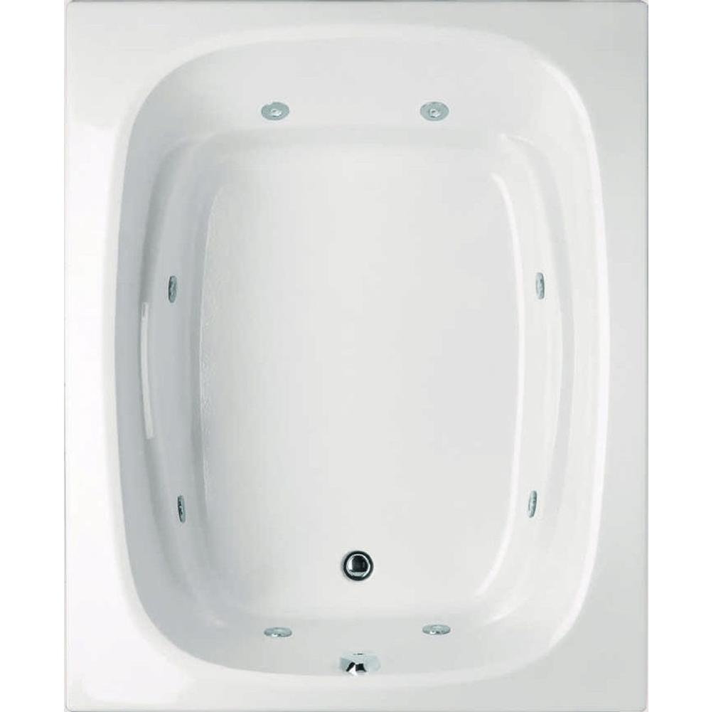 Hydro Systems ALEXIS 6048 AC TUB ONLY-WHITE