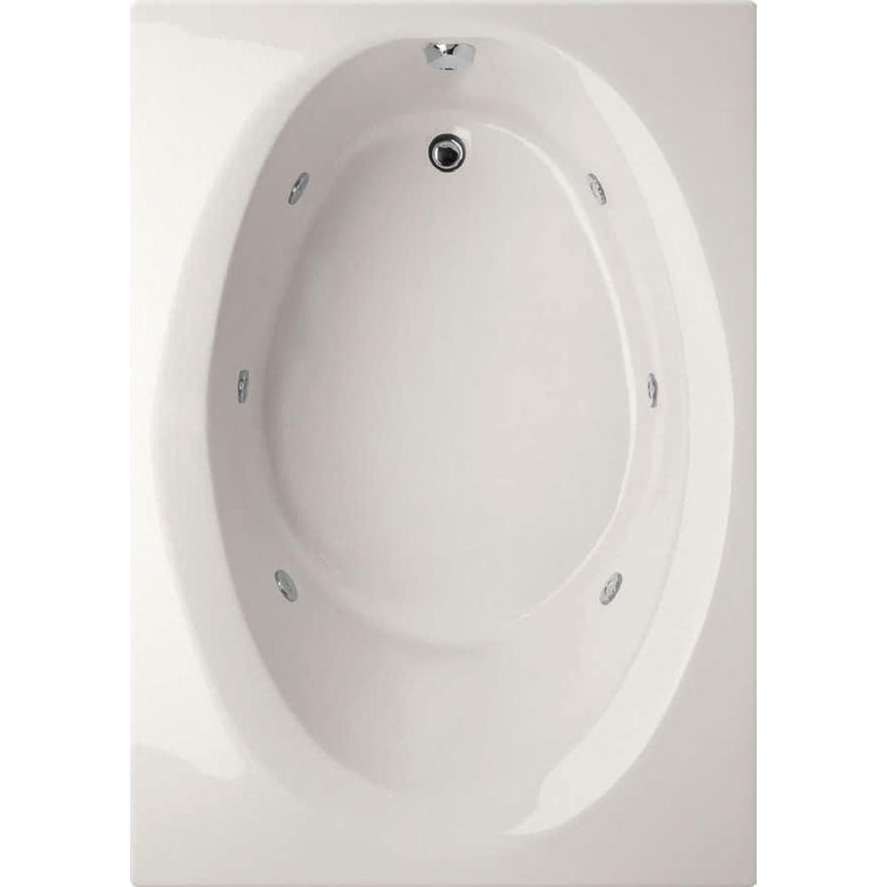Hydro Systems OVATION 7242 AC TUB ONLY-WHITE