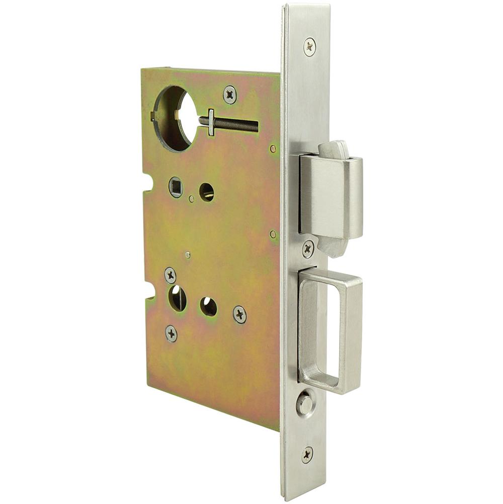 Inox 8440 Pocket Lock Privacy, FH27 Trim, US26D