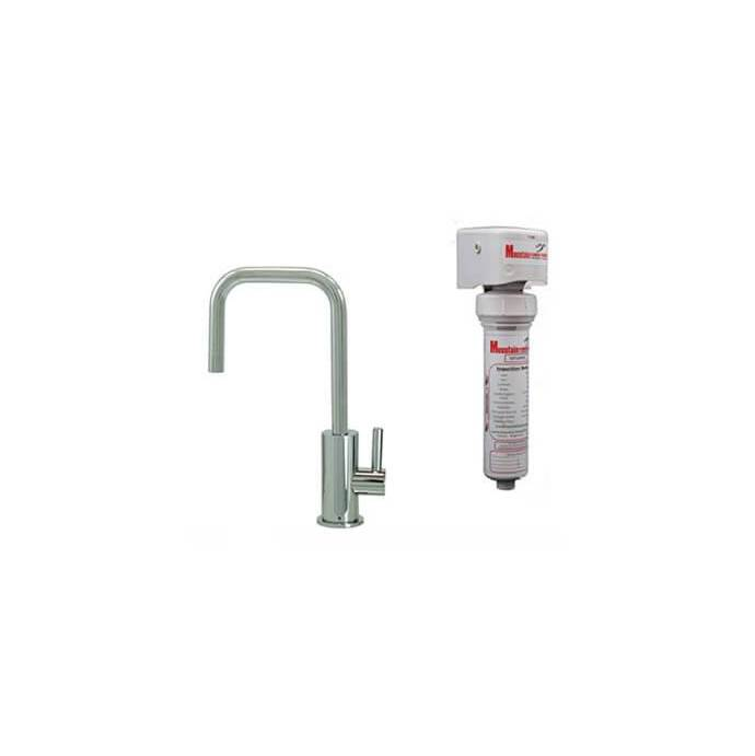 Mountain Plumbing Contemporary POU Water Dispenser with MT1250XL