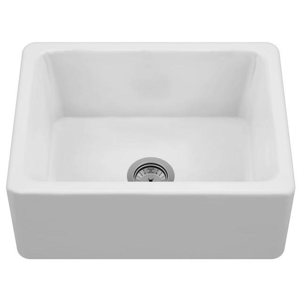 Pro Chef ProTerra M125 sink farmhouse, single 20-5/8X14-3/4X9