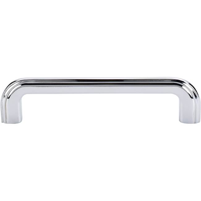Top Knobs Victoria Falls Pull 5 Inch (c-c) Polished Chrome