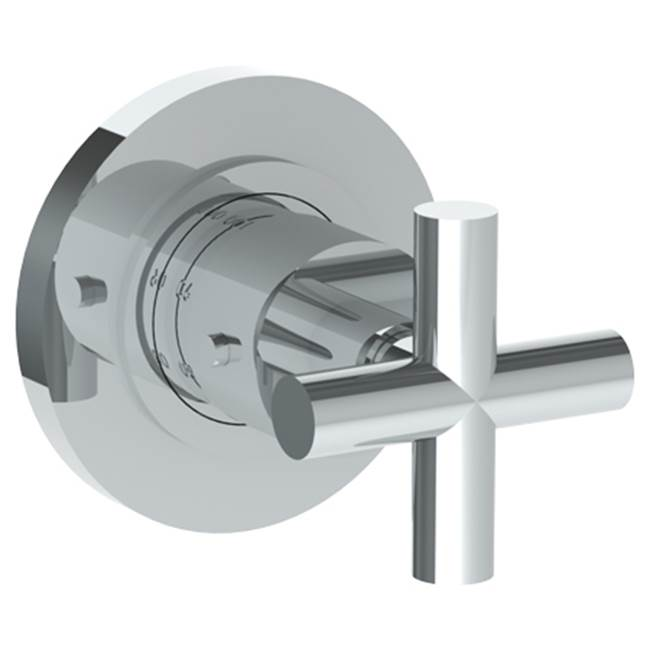 Watermark Wall Mounted Mini Thermostatic Shower Trim, 3 1/2'' dia.