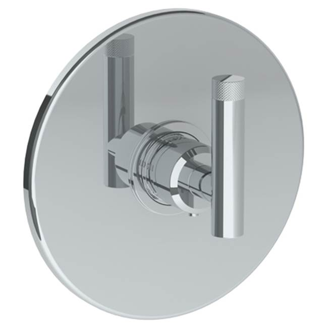 Watermark Wall mounted Thermostatic Shower Trim, 7 1/2'' dia.
