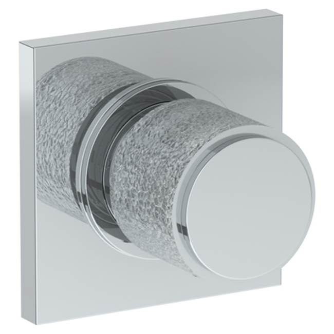 Watermark Wall Mounted Mini Thermostatic Shower Trim, 3 1/2''