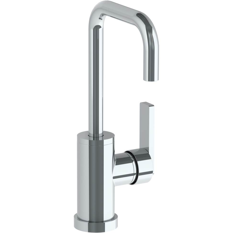 Watermark Deck Mounted 1 Hole Square Top Bar Faucet